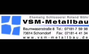 Logo von VSM - Metallbau