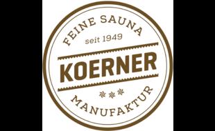 Logo von KOERNER Saunabau GmbH
