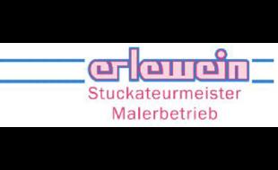 Logo von Erlewein Stuckateurmeister - Malerbetrieb