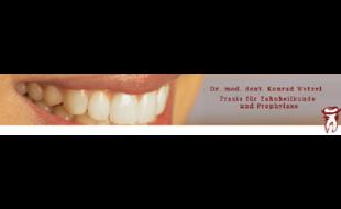 Logo von Wetzel Konrad Dr.med.dent., Praxis für Zahnheilkunde und Prophylaxe