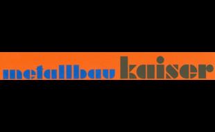 Logo von Metallbau Kaiser