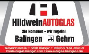 Hildwein Frank Autoglas Fachbetrieb