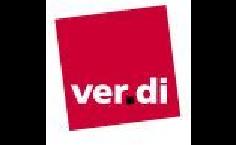 Logo von ver.di Vereinte Dienstleistungsgewerkschaft