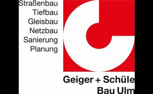 Bild zu Geiger + Schüle Bau GmbH & Co. KG in Ulm an der Donau