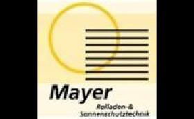 Mayer Sonnenschutztechnik