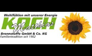Koch Matthias Brennstoffe GmbH & Co. KG Heizöl, Kohlen, Pellets