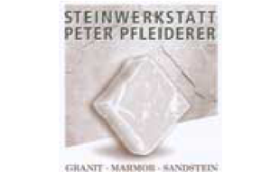 Logo von Steinwerkstatt Peter Pfleiderer