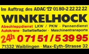 Autokrane Abschleppdienst Winkelhock