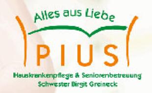 Logo von PIUS Hauskrankenpflege