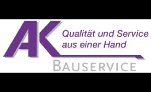 Logo von AK Bauservice GmbH