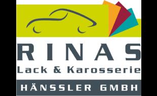 RINAS Lack & Karosserie - Hänssler GmbH