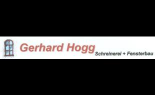 Hogg Gerhard,Schreinerei und Fensterbau