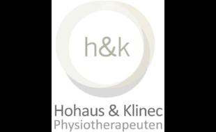 Logo von Hohaus & Klinec Physiotherapeuten