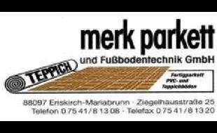 Logo von Merk Parkett- u. Fußbodentechnik GmbH