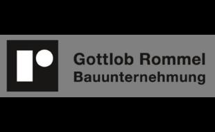 Logo von Gottlob Rommel Bauunternehmung GmbH & Co. KG