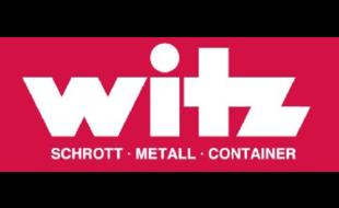 Logo von Witz Bernd GmbH, Schrott Metall Container