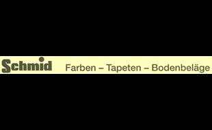 Logo von Robert Schmid GmbH & Co. Farben-Tapeten-Bodenbeläge
