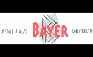 Logo von Bayer Metallbau GmbH