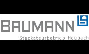 Bild zu Baumann A. & Sohn Stukkateurgeschäft u. Gerüstbau in Heubach