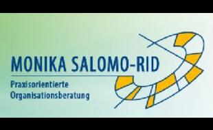 Salomo-Rid Monika Praxisorientierte Organisationsberatung