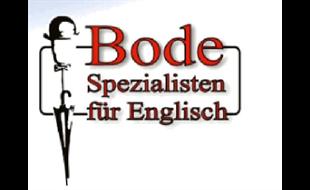 Logo von Bode Spezialist für Englisch