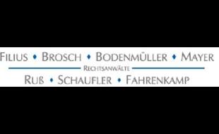 Filius, Brosch, Bodenmüller, Mayer, Ruß, Schaufler, Fahrenkamp, Seng-Roth