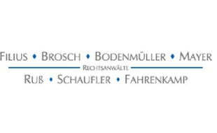 Logo von Filius, Brosch, Bodenmüller, Mayer, Ruß, Schaufler, Fahrenkamp. Seng-Roth