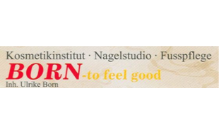 Logo von BORN to feel good