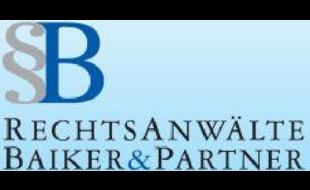Logo von Anwaltskanzlei Baiker & Partner