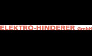 Logo von Elektro-Hinderer GmbH