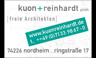Bild zu kuon + reinhardt gmbh freie Architekten in Nordheim in Württemberg