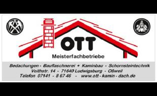Bild zu Ott Bedachungen und Bauflaschnerei Meisterfachbetriebe in Ludwigsburg in Württemberg