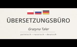 Logo von Grazyna Taler - Diplom- Übersetzerin für Polnisch und Russisch