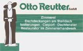 Logo von Reutter Otto GmbH