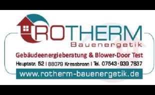 Rothern-Bauenergetik, Energieberatung und Blower Door Test