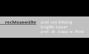 Anwaltskanzlei Axel von Klitzing, Brigitte Kaiser, Prof.Dr. Klaus-W. Frink
