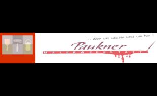 Logo von Malerwerkstatt Paukner