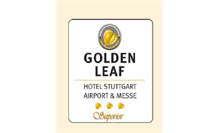 Logo von Golden Leaf Hotel Stuttgart Airport & Messe
