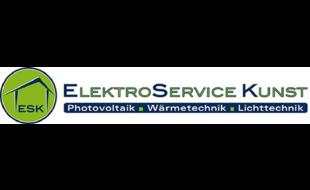 Logo von ElektroService-Kunst