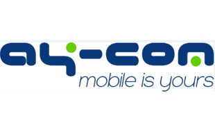 Logo von ay-com - mobile is yours! Computer & Kommunikation