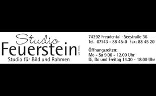 Logo von Feuerstein Fotostudio
