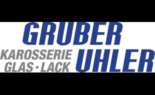 Logo von Gruber & Uhler Karosserie, Glas, Lack