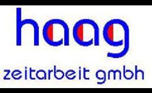 Logo von Haag Zeitarbeit GmbH