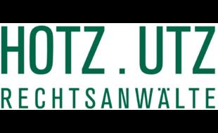 Logo von HOTZ . UTZ  RECHTSANWÄLTE Partnerschaft mbB