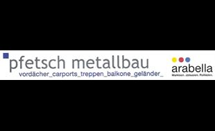 Logo von Pfetsch Metallbau