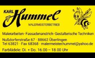 Logo von Hummel Maler