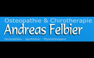 Logo von Osteopath/Chiropraktiker Andreas Felbier - Sporthomed Gesundheitszentrum
