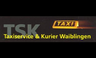 Logo von Taxiservice & Kurier Waiblingen
