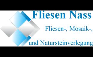 Logo von Fliesen Nass