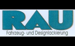 Logo von Rau Fahrzeug u. Designlackierung